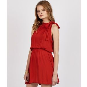 Cleobella red dress S